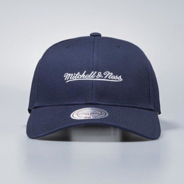 Mitchell & Ness snapback Own Brand blue night Team Logo Low Pro