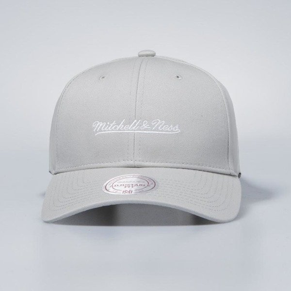 Mitchell & Ness snapback Own Brand silver Team Logo Low Pro