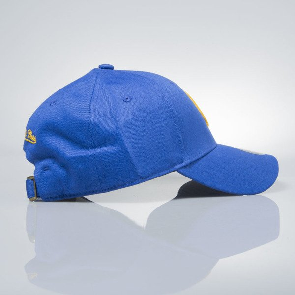 Mitchell & Ness strapback Golden State Warriors royal  EU1053 LOW PRO
