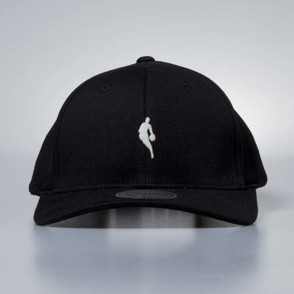 Mitchell & Ness strapback NBA Logo black Bedford