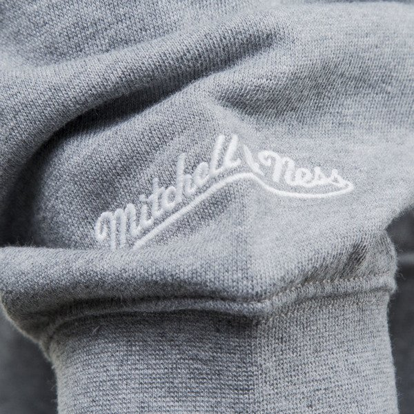 Mitchell & Ness sweatshirt Own Brand Crewneck grey / black M&N Script Logo