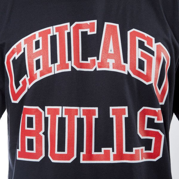 Mitchell & Ness t-shirt Brooklyn Chicago Bulls black NBA Start Of The Season Traditional