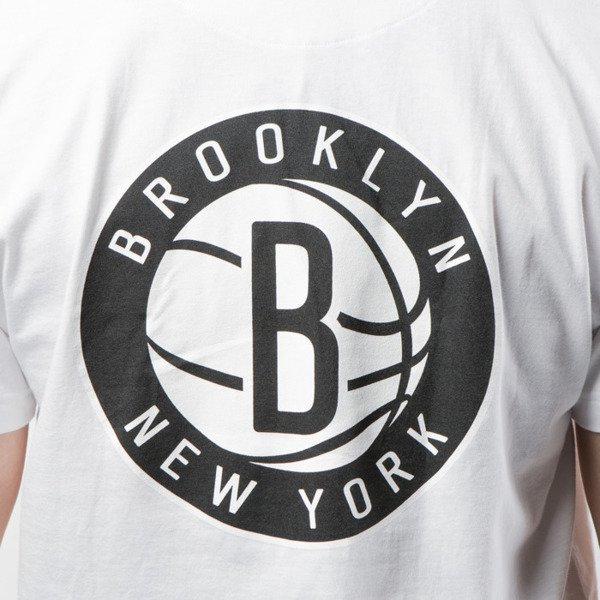 Mitchell & Ness t-shirt Brooklyn Nets white Tight Defense Traditional