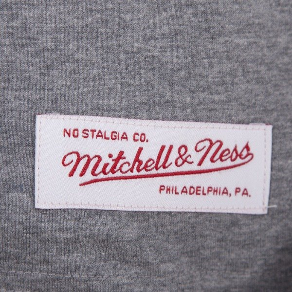 Mitchell & Ness t-shirt Los Angeles Kings heather grey tank top Retro Blur