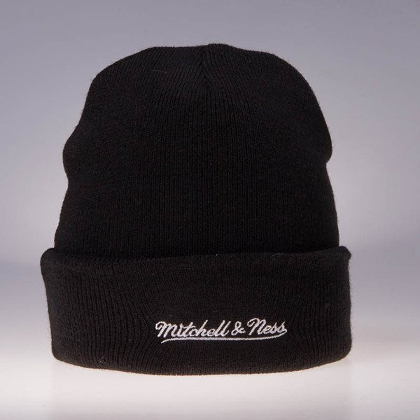 Mitchell & Ness winter beanie Florida Panthers black Team Logo Cuff Knit