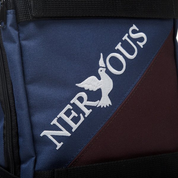Nervous Fa15 Classic navy / maroon