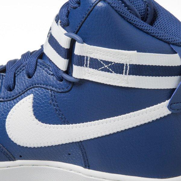 online store 946b5 56450 Nike Air Force 1 High 07 coastal blue ...