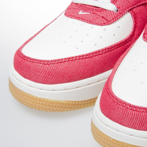 Nike Air Force 1 Mid '07 unvrsty red (315123-607)