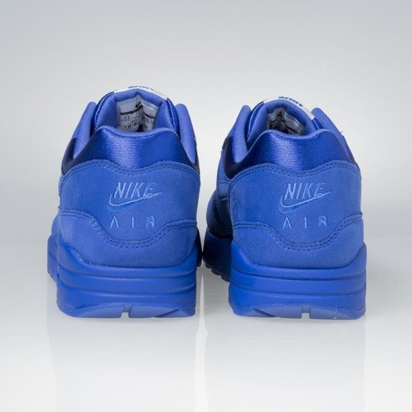 Nike Air Max 1 Premium game royal / game royal 875844-400