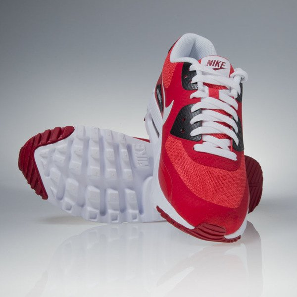 hot sale online 7179f 51c71 ... store nike air max 90 ultra essential action red pure platinum 819474  600 2f3a5 210be