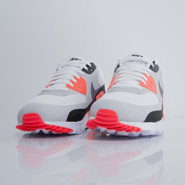 arrives ffe1c 8957b ... Nike Air Max 90 Ultra Essential white   cool grey - infrared - black ( 819474 ...