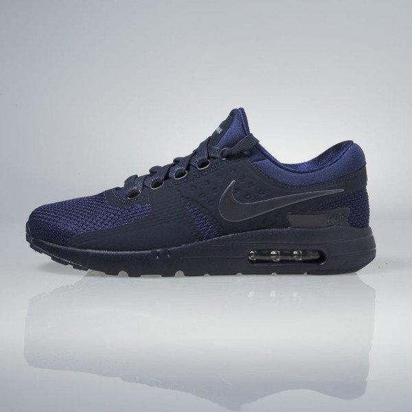 best service b375a 2cbd8 Nike Air Max Zero Qs binary blue   obsidian-blue fox 789695-400    Bludshop.com