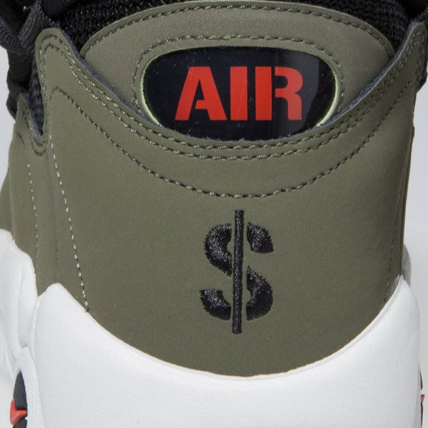 Nike Air More Money medium olive/black (AJ2998-200)