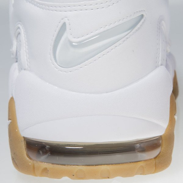 Nike Air More Uptempo white / white / light brown (414962-103)