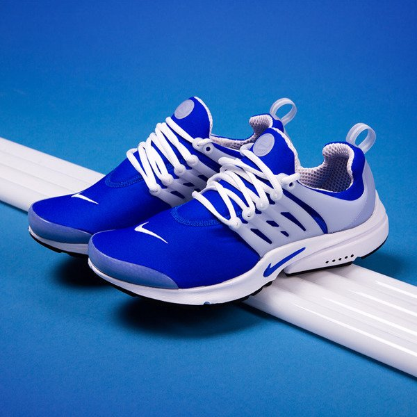 reputable site bf5d1 33678 ... Nike Air Presto racer blue  white-black (848132-401) ...