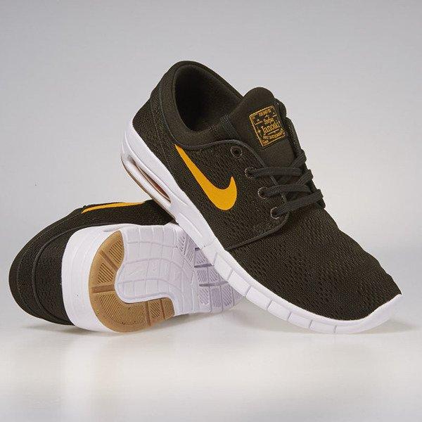 new style 94b64 91532 ... Nike SB Stefan Janoski Max sequoia   circuit orange 631303-389 ...