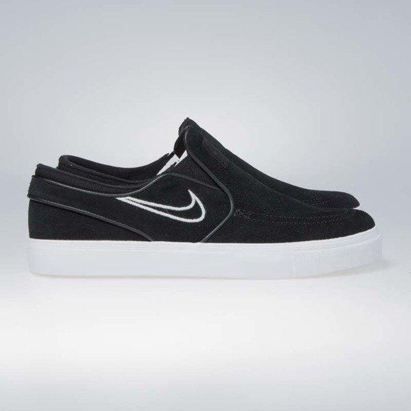 26ef80fe3d8 Nike SB Zoom Stefan Janoski Slip black   light bone - white 833564-004 ...