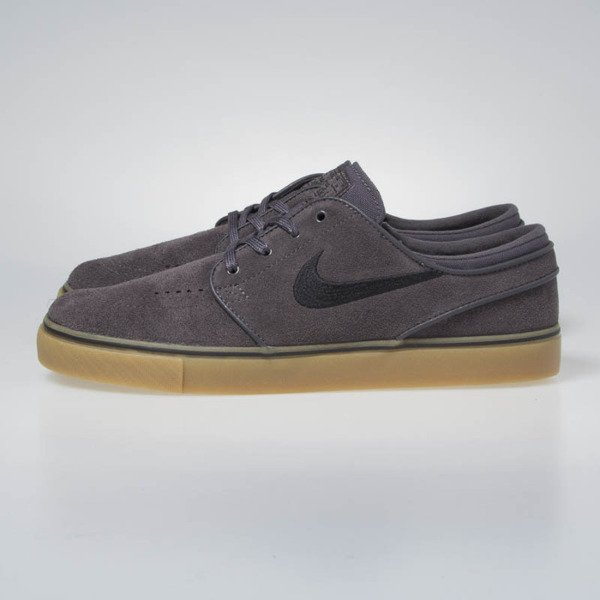 cc6489d366be ... Nike SB Zoom Stefan Janoski thunder gray black (333824-069) ...
