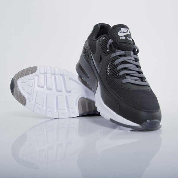 newest collection 7ad66 faf87 ... Nike WMNS Air Max 90 Ultra Essential black   dark grey - pure platinum ( 724981 ...