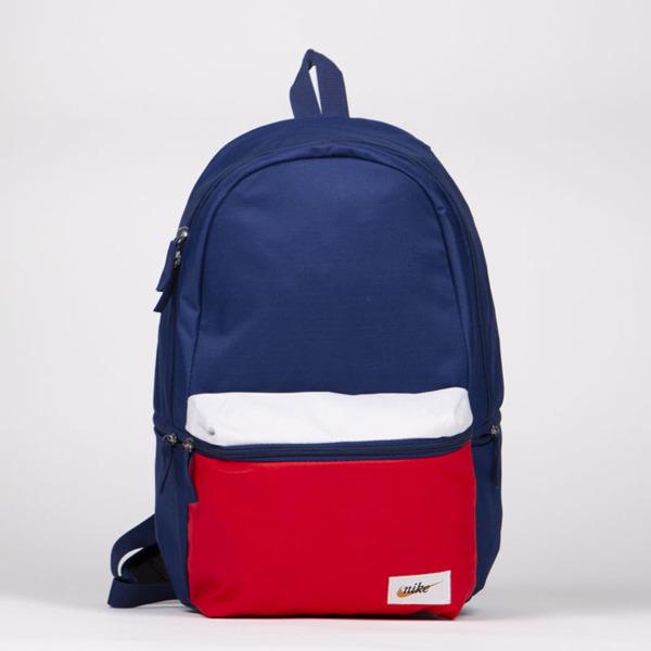Nike Backpack NK Heritage BKPK Label Navy