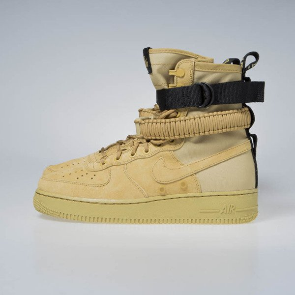 Nike sneakers shoes SF AF1 club gold (864024-700)