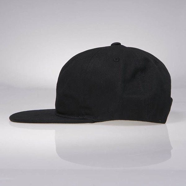 Obey New Deal 6 Panel Hat black