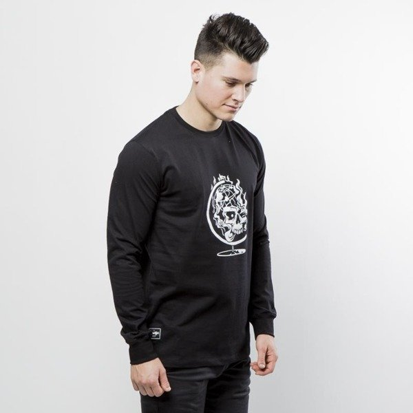 Phenotype Streetwear World Longsleeve black