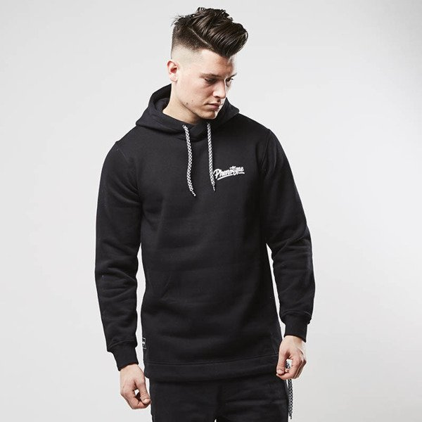 Phenotype sweatshirt Logo Hoodie black