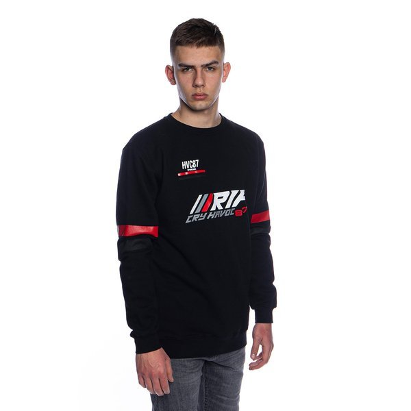 R.I.P. crewneck Dogs Of War Crewneck black