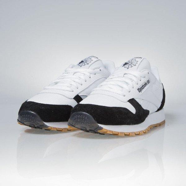 ... Reebok Classic Leather SPP Perfect Split Kendrick Lamar white black -  gum (AR1894) ... de047f34c460d