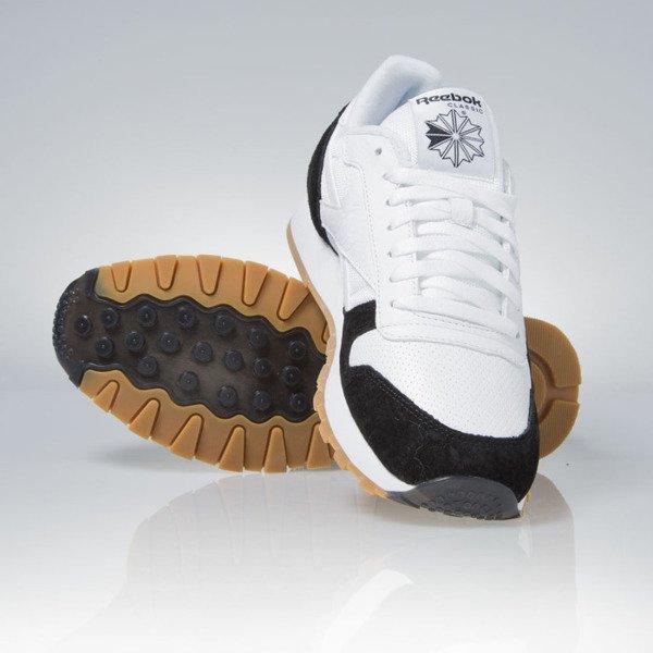 c24c31f20235 ... Reebok Classic Leather SPP Perfect Split Kendrick Lamar white black -  gum (AR1894) ...