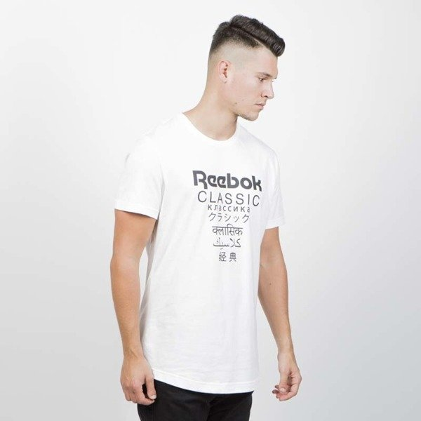 abf089402a00 ... Reebok Classics t-shirt GP Longer Tee white ...