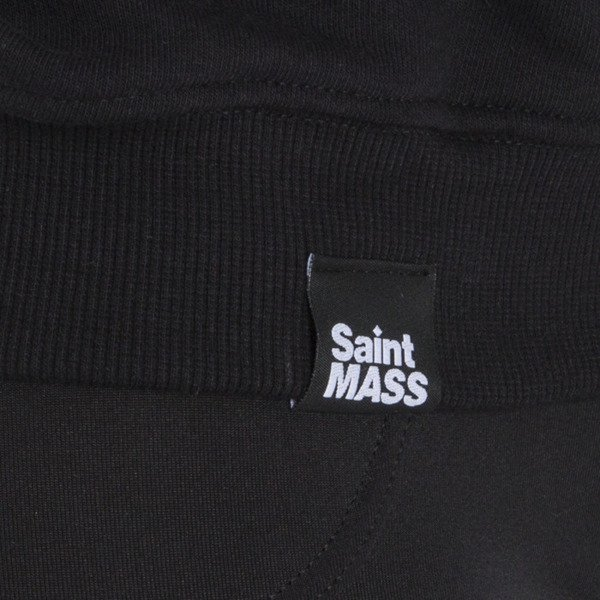 Saint Mass crewneck Base black