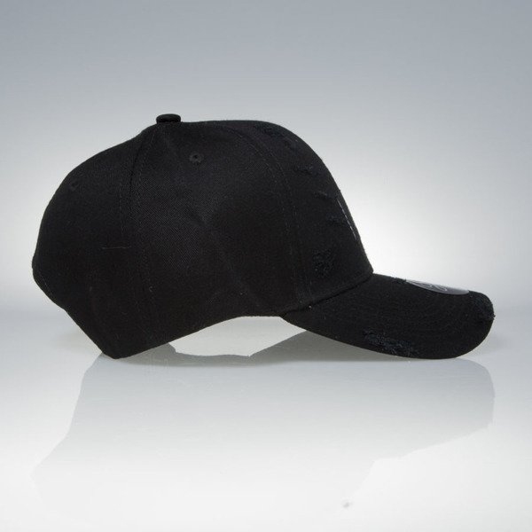 Sixth June snapback Destroy II cap black