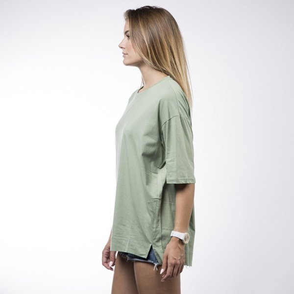 Sixth June t-shirt Sixth June olive WMNS (M1862CTS-OLIV)