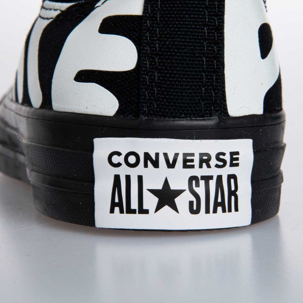 Sneakers Converse Chuck Taylor All Star black/white/black (167893C)