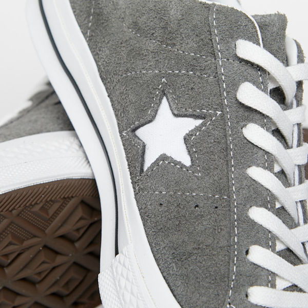 Sneakers Converse One Star OX carbon grey/white/black 165034C
