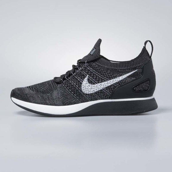 Sneakers buty Nike Air Zoom Mariah Flyknit Racer black / pure platinum - anthracite 918264-010