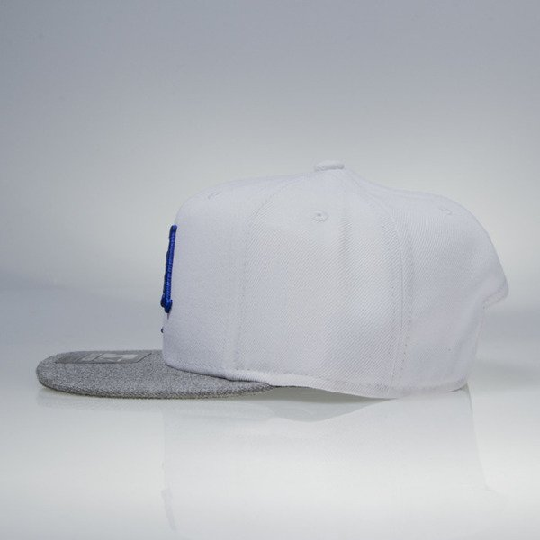 Starter Cap Snapback Contact white / grey (ST-616)