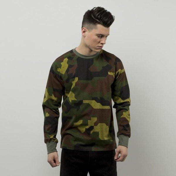 Stoprocent Longsleeve Tag17 Camu green