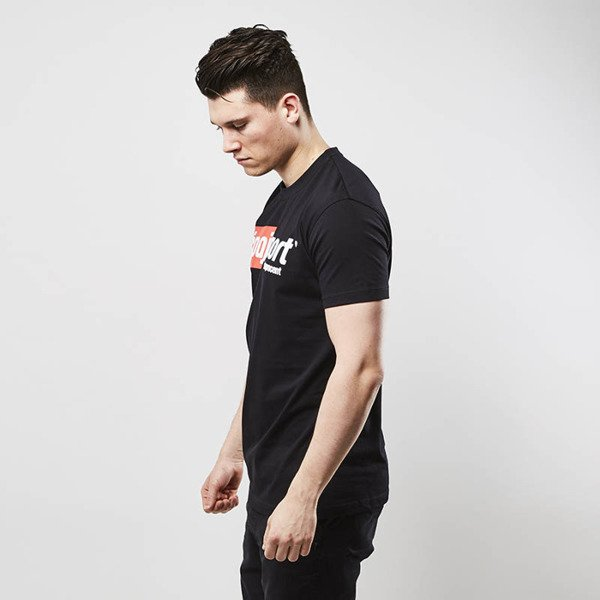 Stoprocent T-Shirt TMS CS17 black