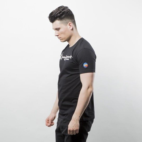 Stoprocent T-Shirt TMS Chemp black