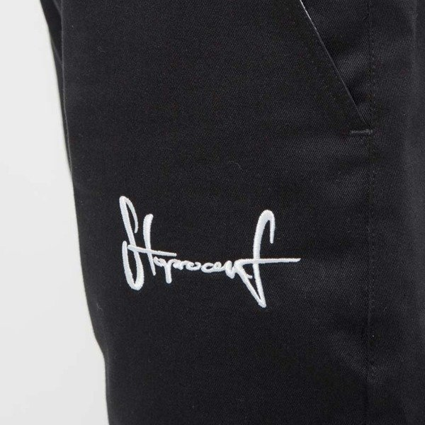 Stoprocent pants Jogger black