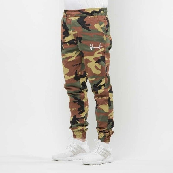Stoprocent pants Jogger moro green