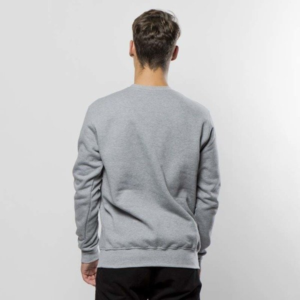 Stoprocent sweatshirt BBK Champion Crewneck heather grey