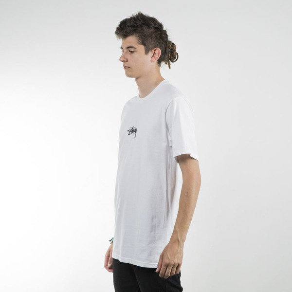 Stussy t-shirt Hd Stock white SU16