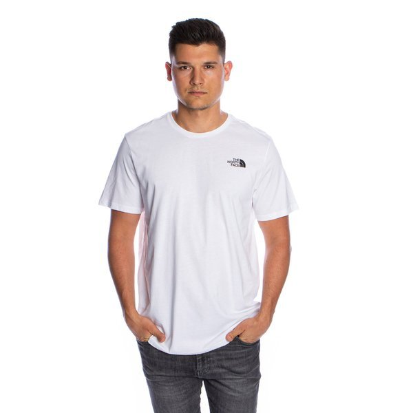 T-shirt The North Face SS XRX Tee white/black