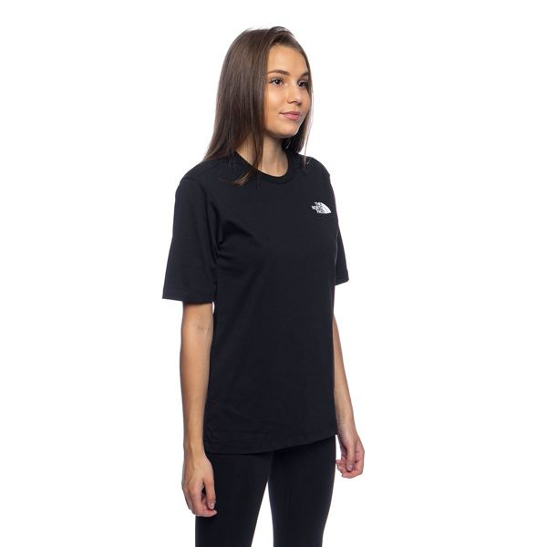 The North Face WMNS T-Shirt BF Simple Dome Tee black