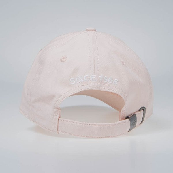 The North Face strapback 66 Classic Hat misty rose / tnf white T0CF8C6MP