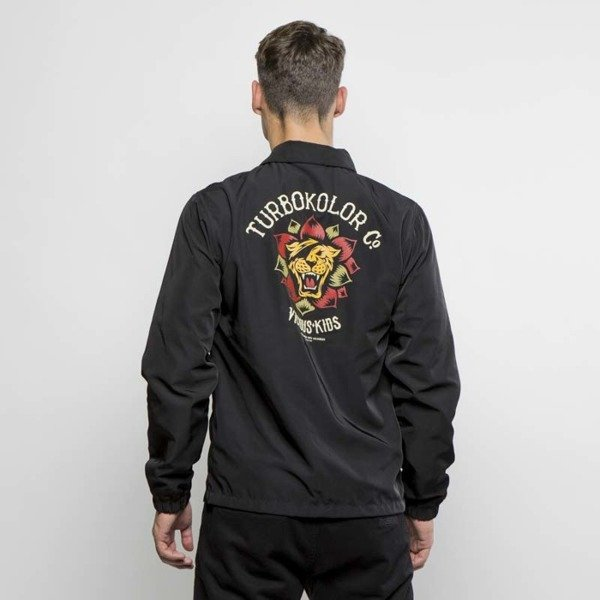 Turbokolor Herald Lotos Jacket black